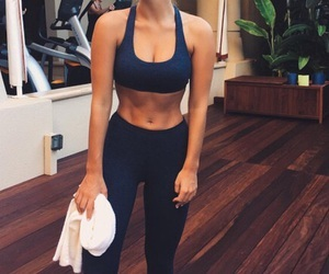 fit, fitness, and workout image