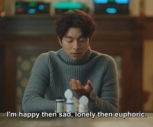 goblin, drama, and quotes image