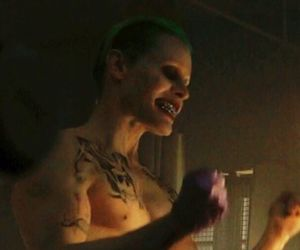DC, jared leto, and joker image