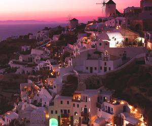 Greece, travel, and light image