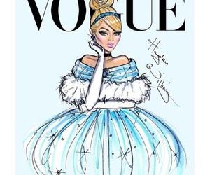 vogue, cinderella, and princess image