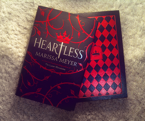 book, heartless, and marissa meyer image