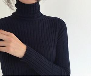 fashion, black, and girl image
