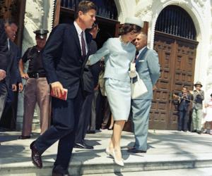 fashion, Jackie Kennedy, and JFK image