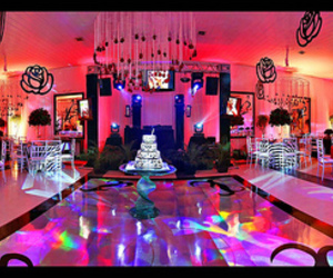 cake, 15 anos, and party image