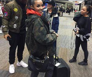 fashion, hoodie, and bag image