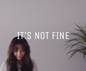 fine, taeyeon, and smtown image