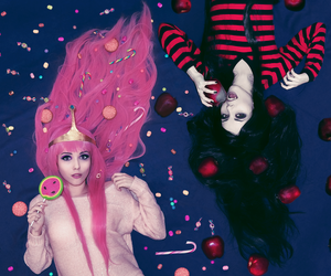 adventure time, marceline, and cosplay image
