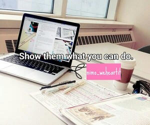 inspirational, motivation, and study image
