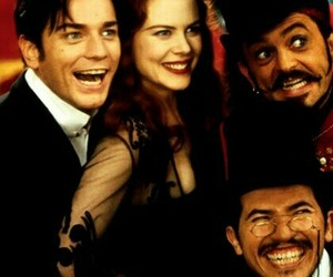 moulin rouge, Nicole Kidman, and ewan mcgregor image