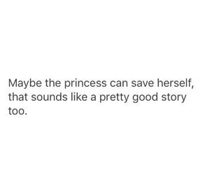 princess, feminism, and girl power image