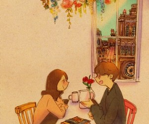 -love, -couple, and -talking image