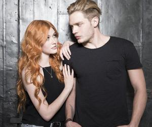shadowhunters, clace, and jace image