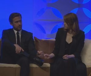 actors, emma stone, and rayan gosling image