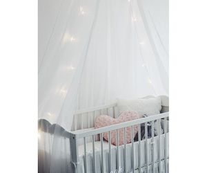 baby, beauty, and bed image