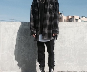 clothes, style, and boy korea image