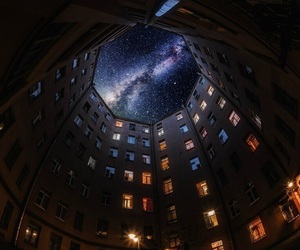 amazing, city, and stars image