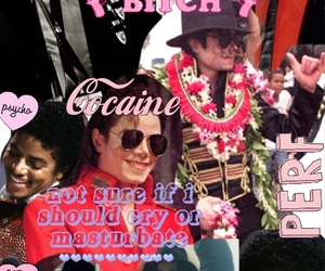 Collage, michael jackson, and mj image