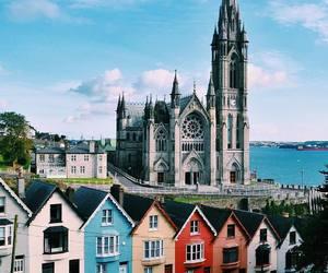travel, ireland, and house image