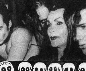 misfits, glenn danzig, and jerry only image