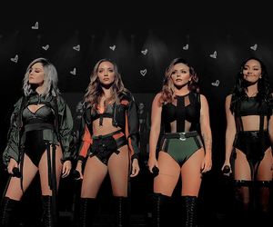 little mix, show, and jesy nelson image