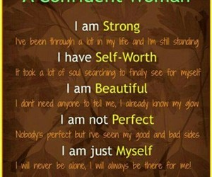 confidence, self love, and inspiring image