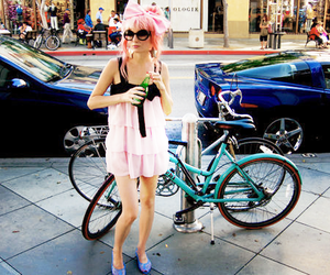 audrey kitching and pink image