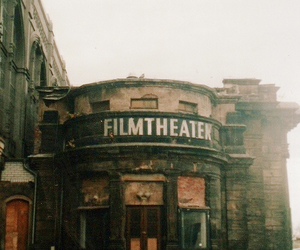 vintage, film, and theater image