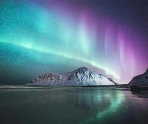 astronomy, northern lights, and photography image