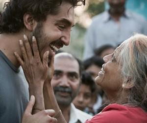 Dev Patel, emotional, and lion image
