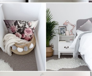 cosy, interior, and pastel image