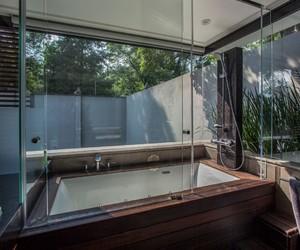 bathroom and modern home image
