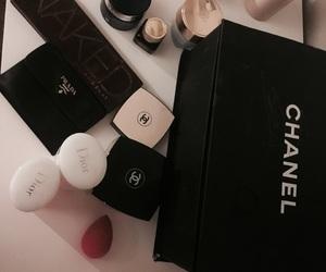 chanel, creme, and dior image