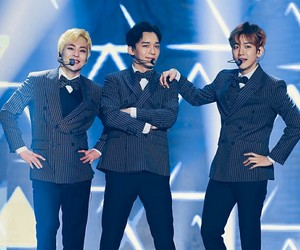 Chen, kpop, and xiumin image