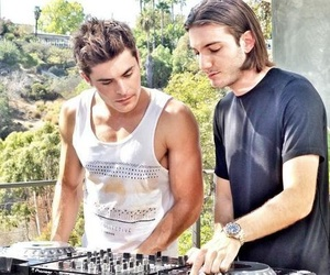 zac efron, Hot, and alesso image