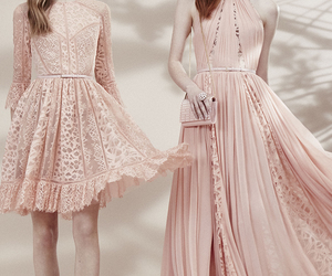 elie saab, fashion, and fashion show image