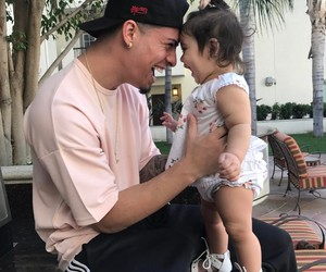 Austin, family goals, and dad image