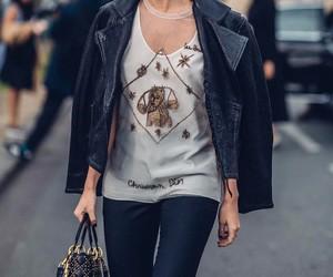 fashion week, outfits, and camila coutinho image
