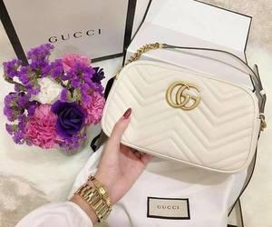 fashion, gucci, and bag image