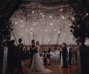 the vampire diaries, steroline, and june wedding image