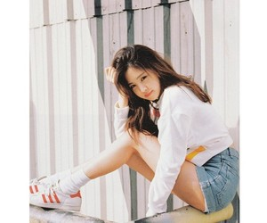 beauty, pretty, and naeun image