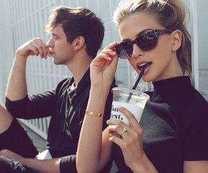 models and sunglasses image