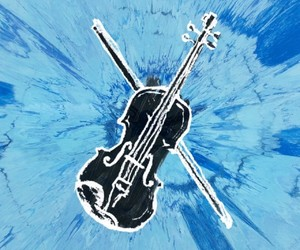 divide, violin, and galway girl image