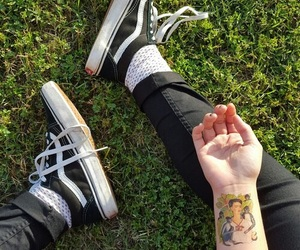 aesthetic, boy, and tattoo image