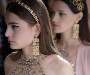 details, haute couture, and elie saab image