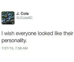 quote and j cole image