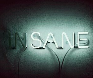 insane, light, and neon image