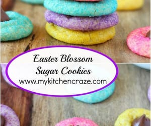 Cookies, sweets, and easter image