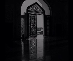 islam, mosque, and pray image