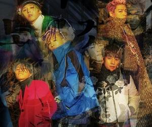kpop, daesung, and seungri image